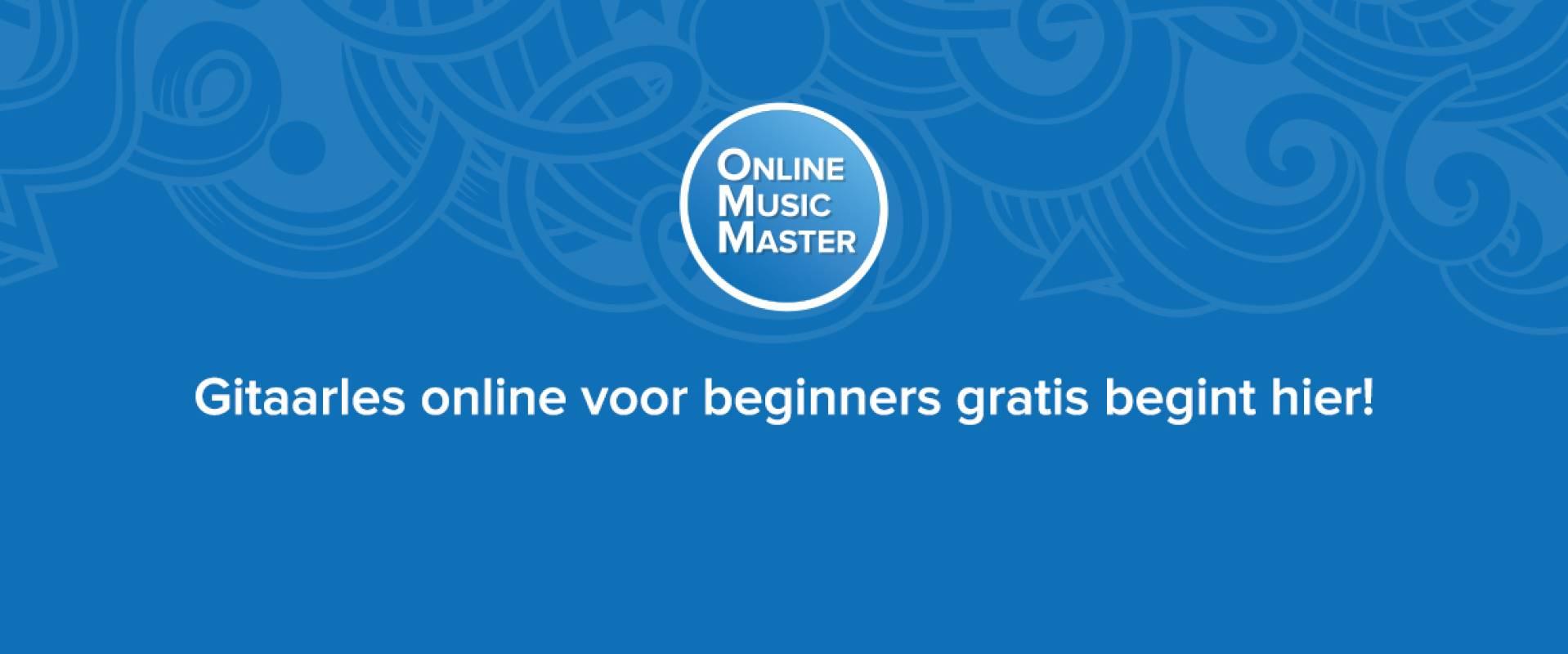 gitaarles online beginners gratis