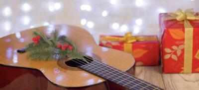 gitaarakkoorden kerstliedjes