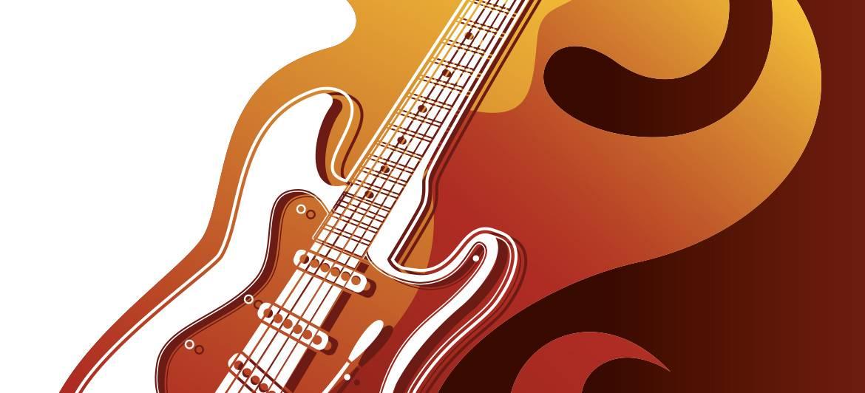 online gitaarles elektrisch