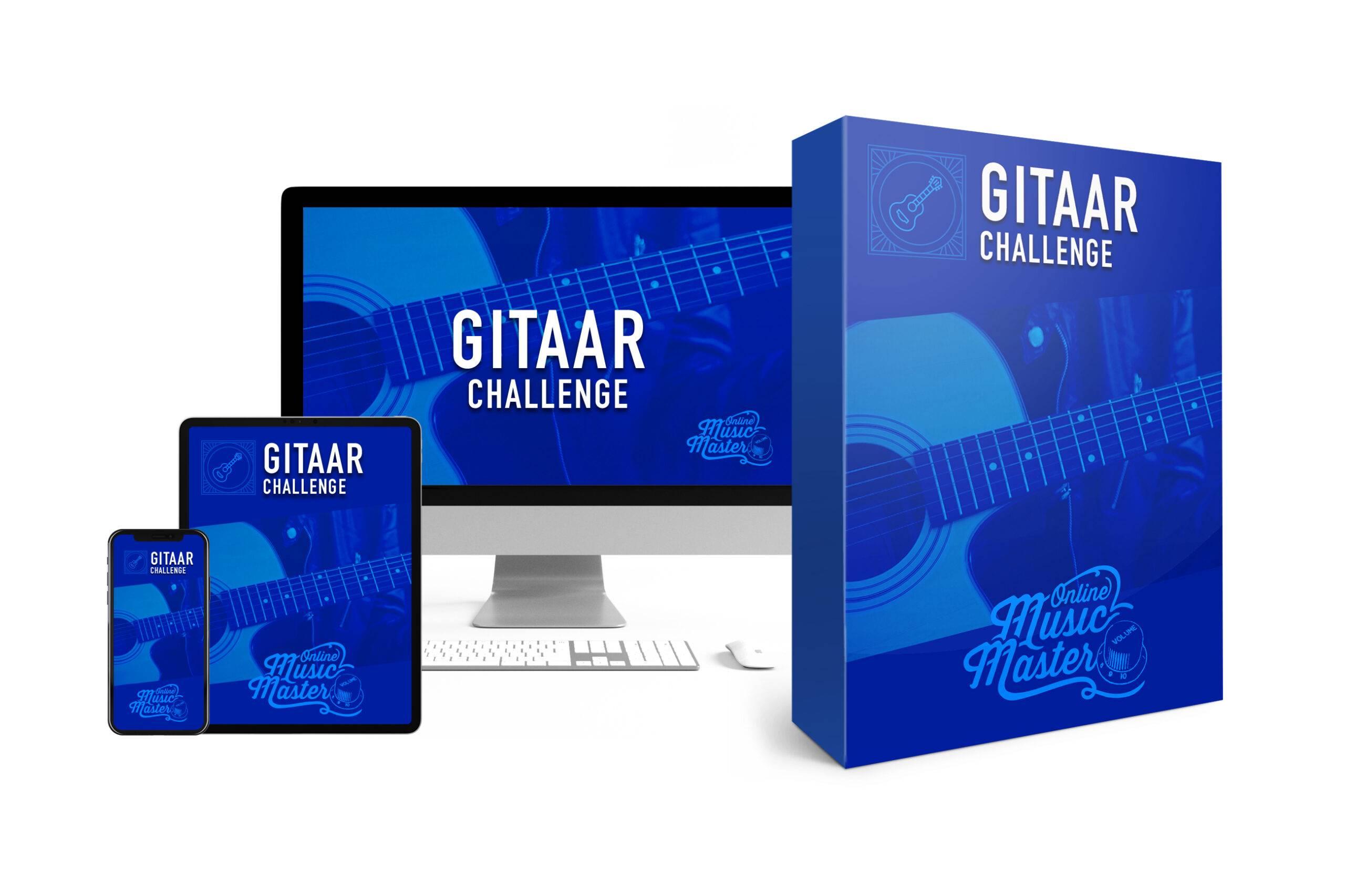 Gitaar Challenge
